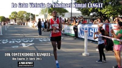 VICTORIA DE ISMAEL LANGAT