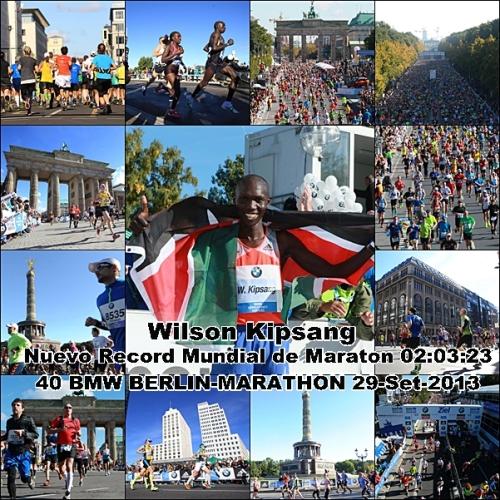 berlin 2013 record mundial