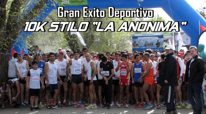 10K STILO  LA ANONIMA VIEDMA RIO NEGRO, mas de 800 Atletas presentes fue un Exito Deportivo