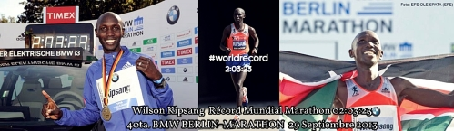 record mundial maraton 2103 berlin