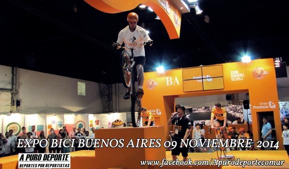 PORTADA EXPO BICI BS AS
