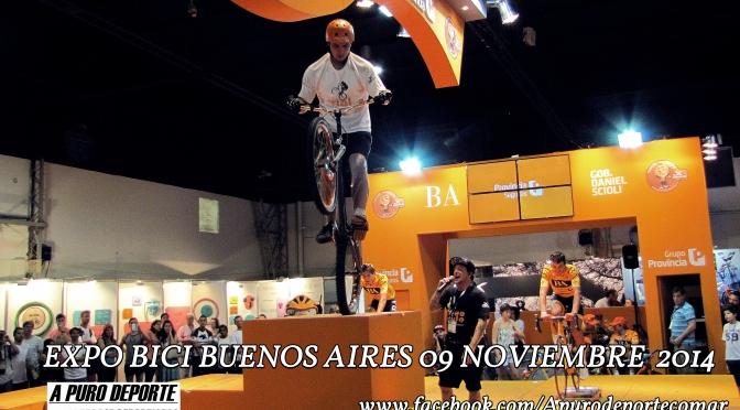 EXPO BICI BUENOS AIRES 09 NOVIEMBRE 2014, Informe de A PURO DEPORTE