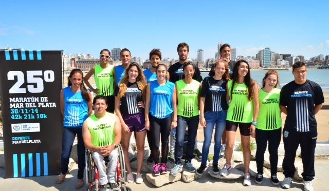 El Maratón de Mar del Plata 2015, más internacional que nunca