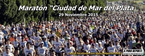 maraton mar del plata 2015