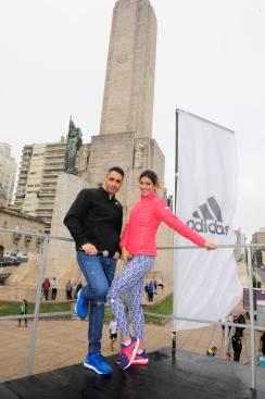 adidas Media Maraton Rosario - Conductores