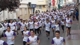 7ma edicion de Maratón Colegios Secundarios en Rio Cuarto, 04 setiembre2016.