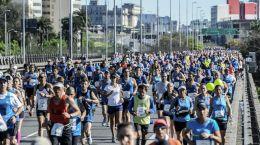 Maratón Ciudad de Buenos Aires 09 octubre 2016, Victorias  de Siraj Gena ANDA, y Lishan Dula GEMGCHU, el podio lo completaron los argentinos Miguel Barzola y DaríoRíos.