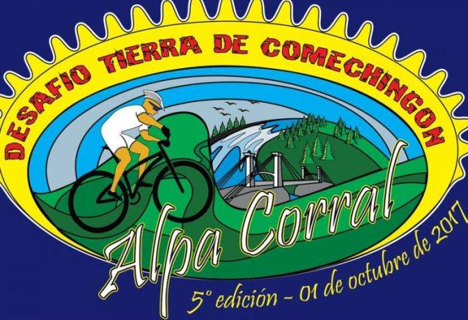 Ciclismo de Montaña 01 Octubre 2017 MTB en Alpa Corral Provincia de Cordoba