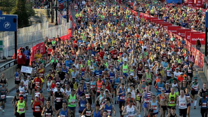 Los Atletas Galen Rupp y Tirunesh Dibaba, ganaron Maratón de Chicago edición 2017.