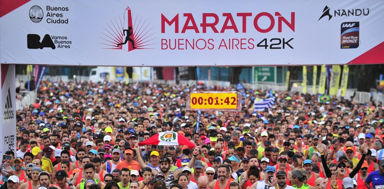 Maraton Buenos Aires 42K.23.09.2018Foto Maxi Failla