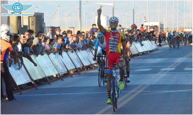 Ciclismo Mendoza – san juan 17-03-2019 con la victoria de nicolas tivani