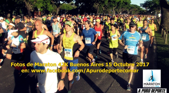 Si corremos una maratón: ¿qué le pasa a nuestro cuerpo?