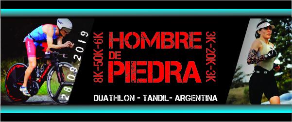 """""""DUATLON HOMBRE DE PIEDRA"""" SE REALIZA EL 28 SETIEMBRE 2019 EN TANDIL"""